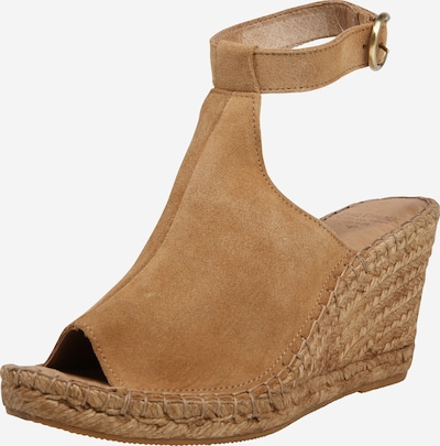 ROYAL REPUBLIQ Wedges  'Wayfarer ' in beige / braun, Produktansicht