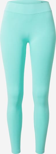 Hey Honey Sportbroek 'Core' in de kleur Turquoise / Zwart, Productweergave