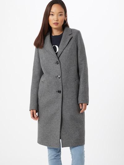 BOSS Manteau mi-saison 'C_Coluise' en gris, Vue avec modèle