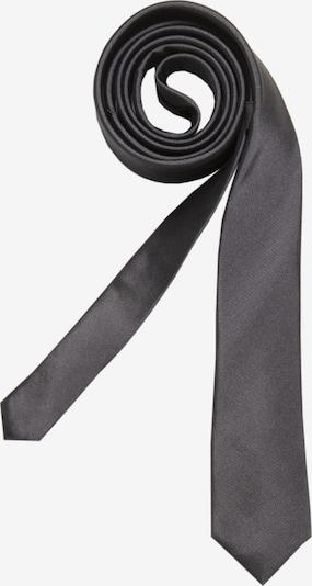 SEIDENSTICKER Stropdas ' Slim ' in de kleur Grijs, Productweergave