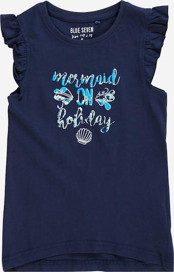 BLUE SEVEN Tričko - námornícka modrá, Produkt