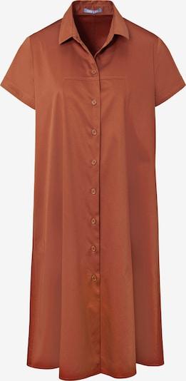 DAY.LIKE Kleid in weiter A-Linie in braun, Produktansicht