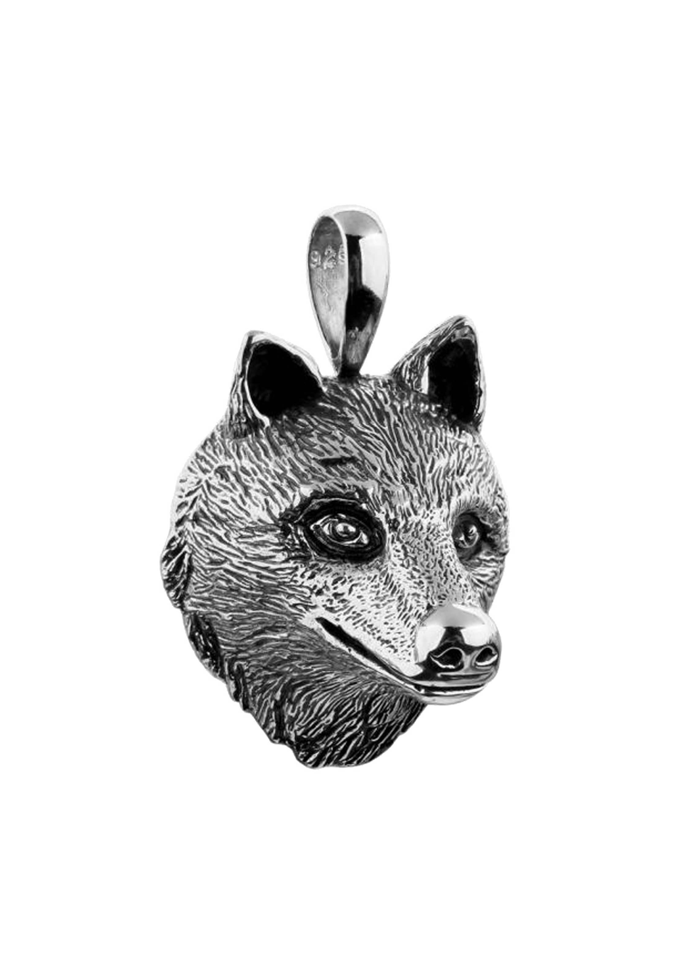 'wolf' In 'wolf' 'wolf' Kuzzoi Kuzzoi Anhänger Anhänger AnthrazitSilber Anhänger In In Kuzzoi AnthrazitSilber 29EHID