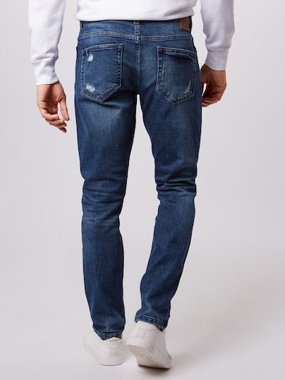 Only & Sons Jeansy w kolorze niebieski denimm: Widok od tyłu