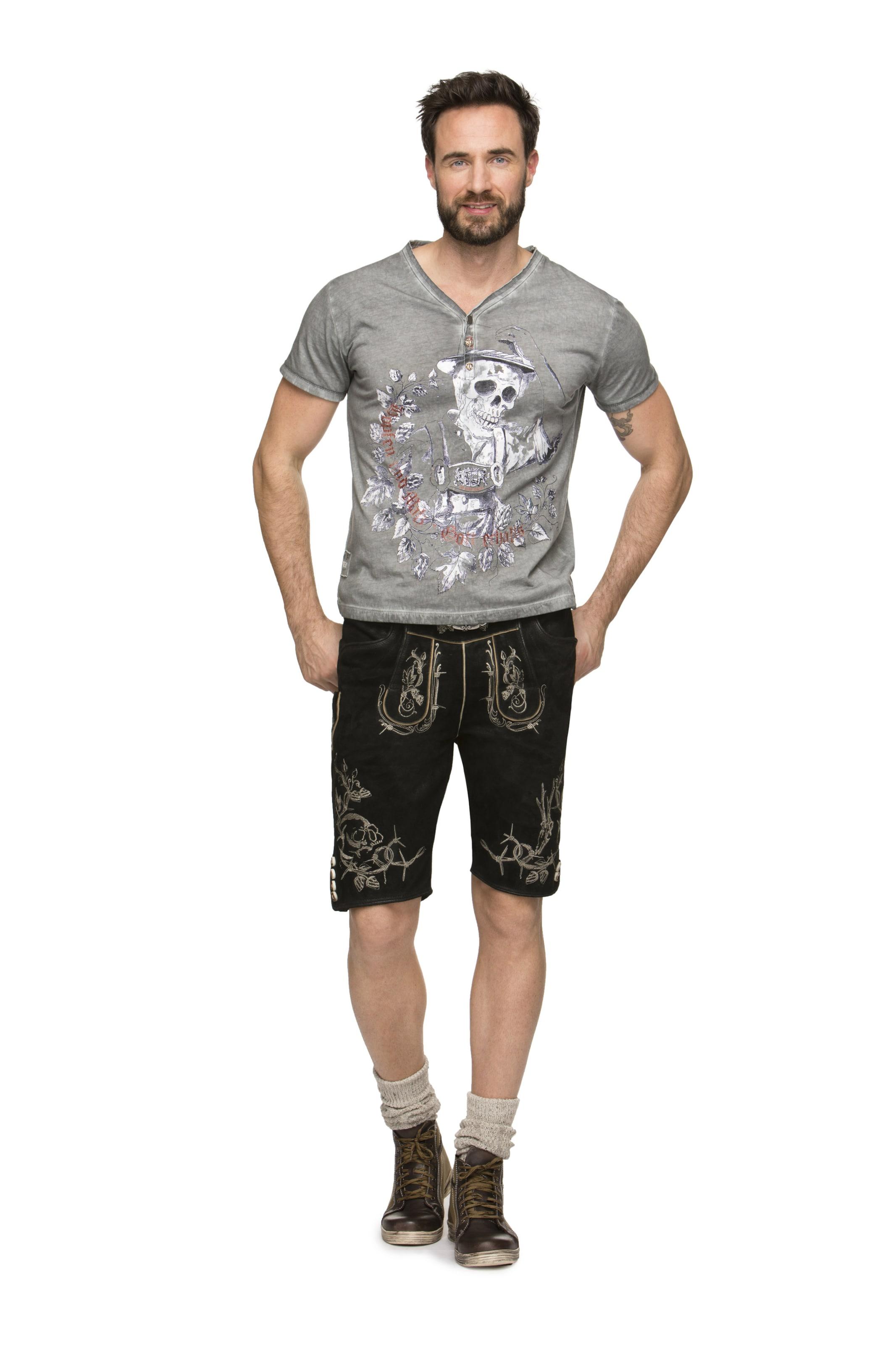 Stockerpoint In Shirt In Shirt Stockerpoint GrauMischfarben 'oskar' 'oskar' mN0nw8