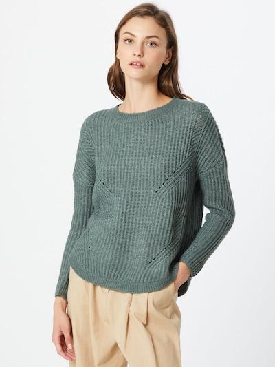 ONLY Trui 'Bernice' in de kleur Groen, Modelweergave