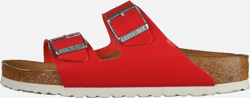 Haltbare Mode billige Schuhe BIRKENSTOCK | Pantoletten 'Arizona' Schuhe Gut getragene Schuhe