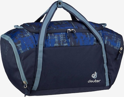 DEUTER Sporttasche 'Hopper' in navy / hellblau, Produktansicht