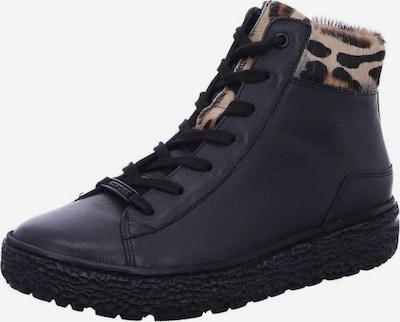 Hartjes Sneaker in beige / braun / schwarz, Produktansicht