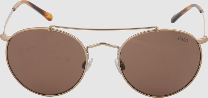 Polo Ralph Lauren Casual Sunglasses With Metal Frame