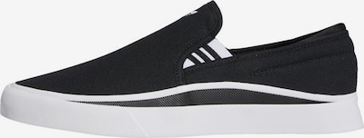 ADIDAS ORIGINALS Slip-On 'Sabalo' in schwarz / weiß, Produktansicht