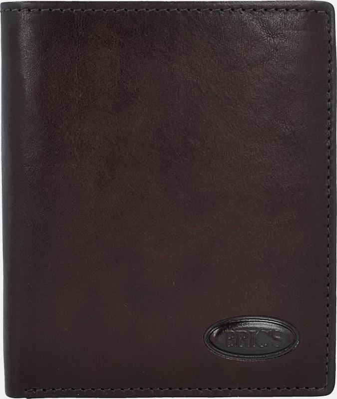 Bric's Monte Rosa Geldbörse RFID Leder 9 cm