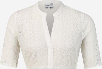 MARJO Bluzka ludowa '010 Fabienne-Linda' w kolorze offwhitem, Podgląd produktu