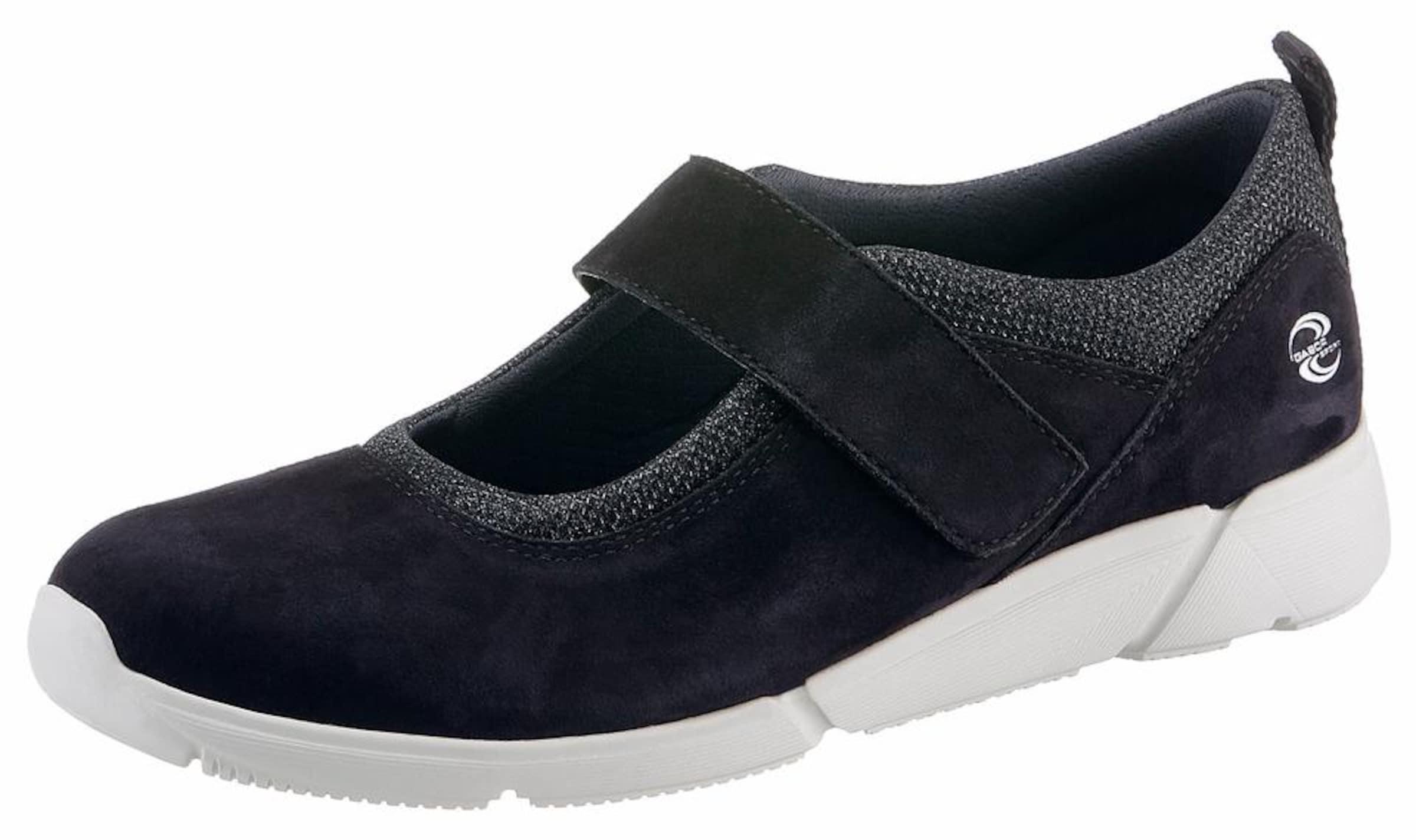 GABOR Riemchenballerina Verschleißfeste billige Schuhe Hohe Qualität