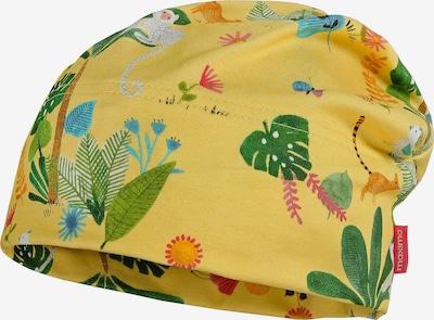 MAXIMO Mütze in gelb, Produktansicht