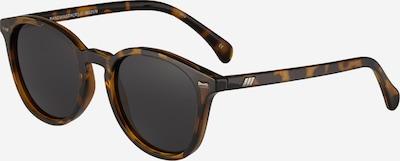 LE SPECS Sonnenbrille 'Bandwagon' in braun / schwarz, Produktansicht