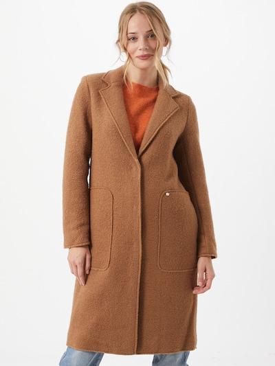 Demisezoninis paltas 'Stacy' iš ONLY , spalva - ruda, Modelio vaizdas