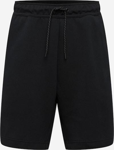 Pantaloni sport Nike Sportswear pe negru, Vizualizare produs