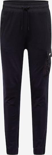 Nike Sportswear Pantalon en noir, Vue avec produit