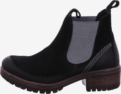 LAZAMANI Chelsea Boots in grau / schwarz, Produktansicht