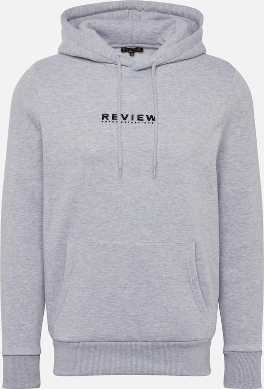 Gris En shirt Sweat shirt Gris Review En Review Sweat SVpqMUzG