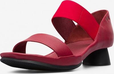 CAMPER Sandalen ' Alright ' in rot, Produktansicht