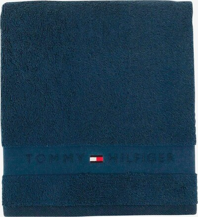 TOMMY HILFIGER Handtücher 2tlg. in petrol, Produktansicht