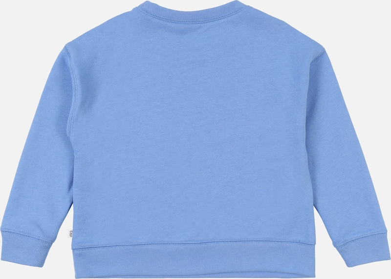 GAP Sweat-shirt 'GR DLMN PO' en bleu: Vue de dos
