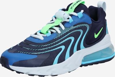 NIKE Sportske cipele 'Air Max 270 React' u plava / crna / bijela, Pregled proizvoda