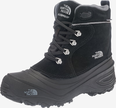 THE NORTH FACE Boots 'YOUTH CHILKAT' in dark grey / black, Item view