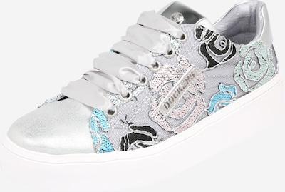 Dockers by Gerli Sneaker in mischfarben / silber / weiß, Produktansicht