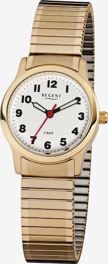 REGENT Uhr in gold, Produktansicht