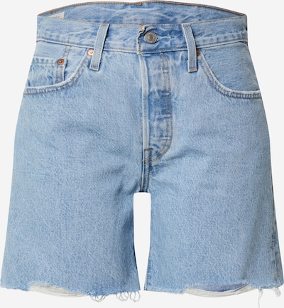LEVI'S Shorts '501' in blue denim, Produktansicht