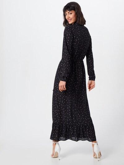 MICHALSKY FOR ABOUT YOU Blousejurk 'Kaja dress' in de kleur Zwart: Achteraanzicht