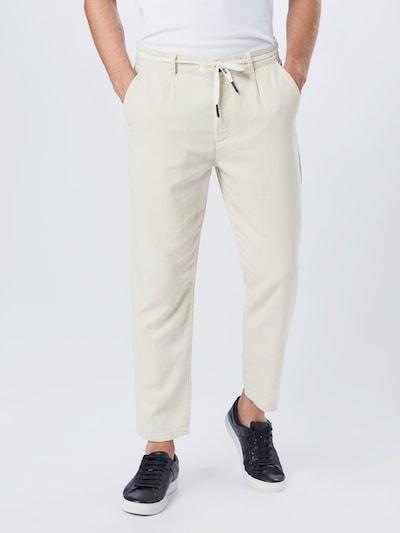 TOM TAILOR DENIM Chino kalhoty - béžová, Model/ka