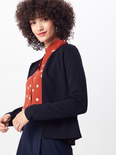 JACQUELINE de YONG Cardigan 'SAGA' in schwarz, Modelansicht