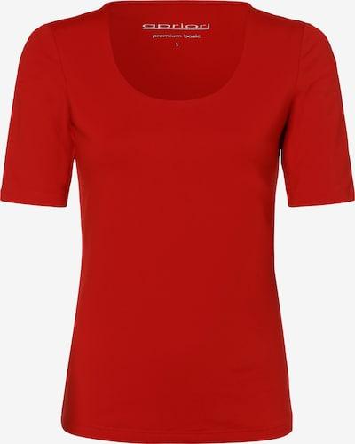 apriori T-Shirt ' ' in rot, Produktansicht