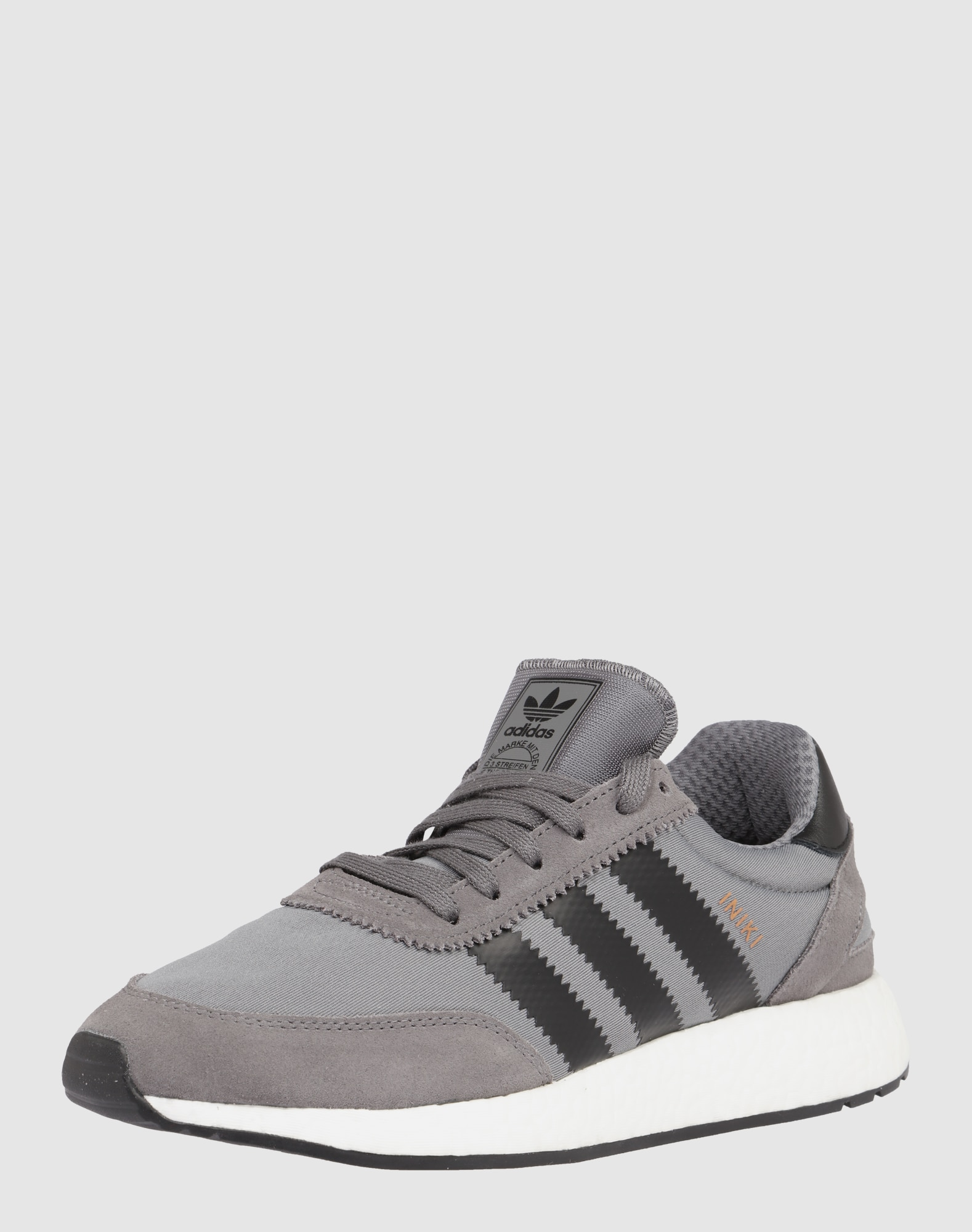 adidas originals sneakers 39 iniki 39 in grau about you. Black Bedroom Furniture Sets. Home Design Ideas