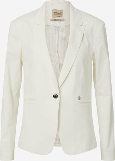 MOS MOSH Blazers 'Blake Cole' in de kleur Wit, Productweergave