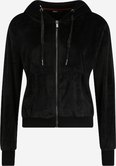 ONLY Sweatjacke 'TAMMY' in schwarz, Produktansicht