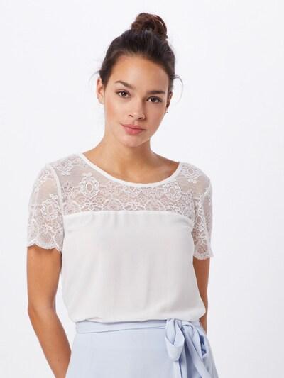 VILA Bluse 'MERO' in weiß, Modelansicht