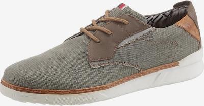 DANIEL HECHTER Sneaker in oliv, Produktansicht