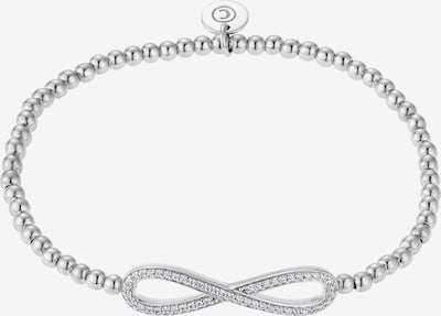 C-Collection Armband in silber, Produktansicht