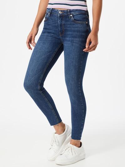 MANGO Jeans 'Isa' in dunkelblau, Modelansicht
