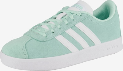 ADIDAS PERFORMANCE Sneaker 'Court' in mint / weiß, Produktansicht