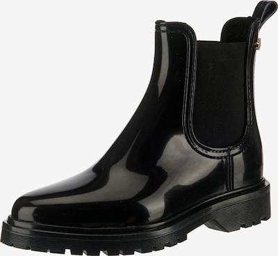 LEMON JELLY Gummistiefel 'Warm Block' in schwarz, Produktansicht