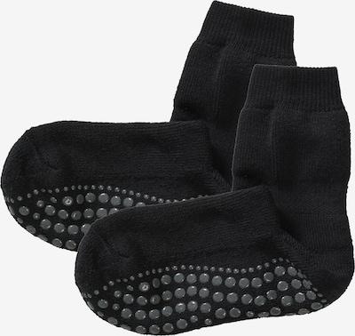 FALKE Haussocken 'Catspads' in schwarz, Produktansicht