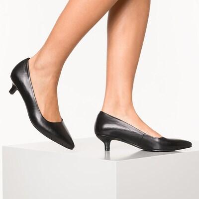 VAGABOND SHOEMAKERS Klassische Pumps 'Minna' in schwarz, Modelansicht