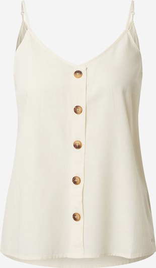 TOM TAILOR DENIM Top in creme, Produktansicht