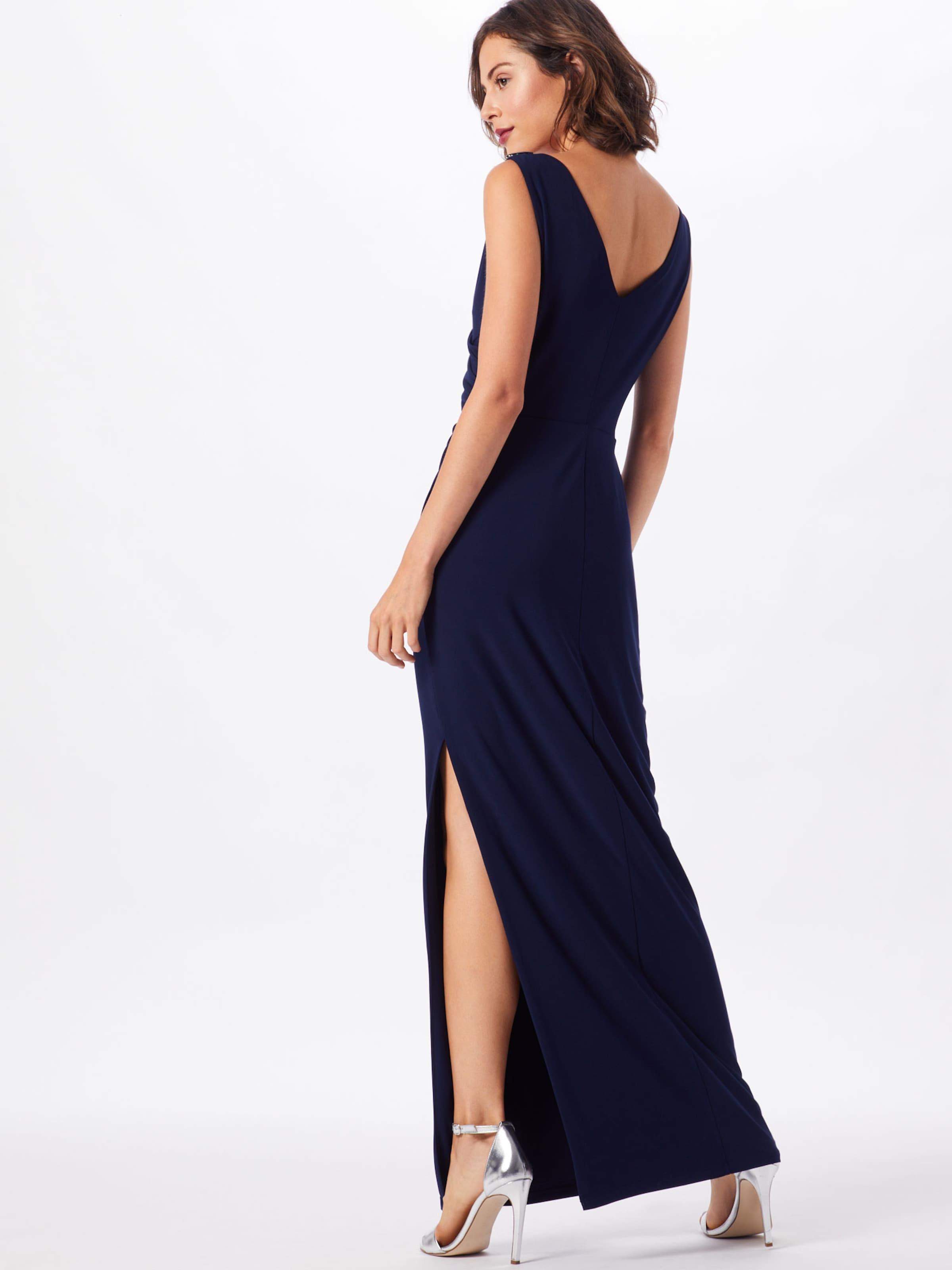 Lauren Navy 'jarlannah' Abendkleid In Ralph 2WEH9ID
